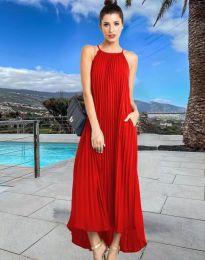 Šaty - kód 6999 - červená