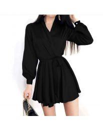 Šaty - kód 8754 - čierná