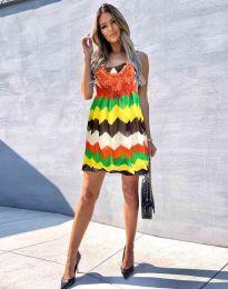 Šaty - kód 0969 - 1 - farebná