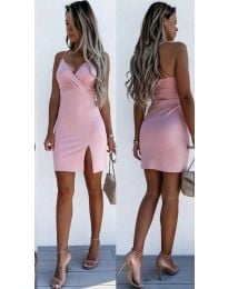 Šaty - kód 8979 - ružová