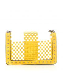 Kabelka - kód 92083 - žltá