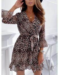 Šaty - kód 7677 - 3 - viacfarebné