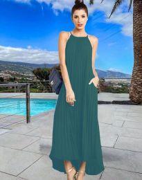 Šaty - kód 6999 - tyrkysová