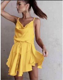 Šaty - kód 660 - žltá