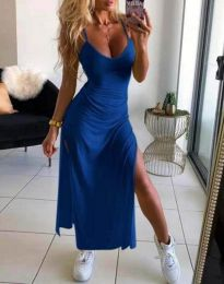 Šaty - kód 4754 - 3 - modrá