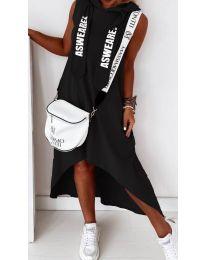 Šaty - kód 837 - čierná