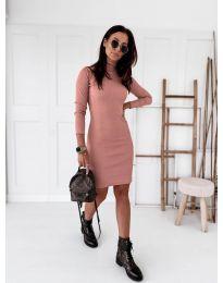 Šaty - kód 5696 - ružová