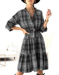 Šaty - kód 6842 - čierná