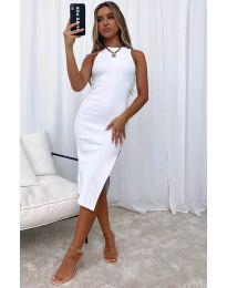 Šaty - kód 11939 - biela
