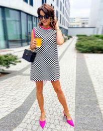 Šaty - kód 2639 - viacfarebné
