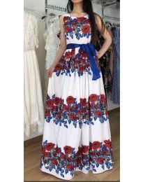 Šaty - kód 884 - biela