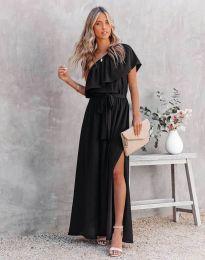Šaty - kód 33511 - 2 - čierná