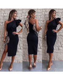 Šaty - kód 745 - čierná