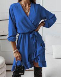 Šaty - kód 5371 - modrý