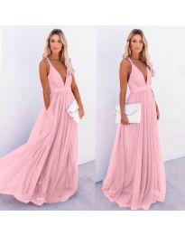 Šaty - kód 5587 - ružová