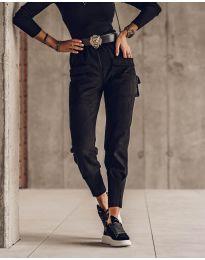 Nohavice - kód 5664 - čierná