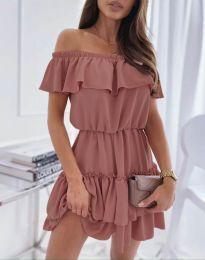 Šaty - kód 6777 - ružová