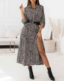 Šaty - kód 3853 - viacfarebné