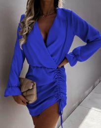 Šaty - kód 4271 - modrá