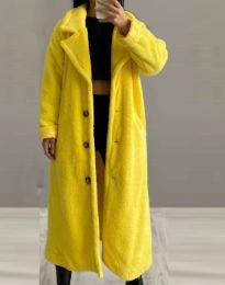 Kabát - kód 0465 - 5 - žltá