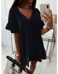 Šaty - kód 559 - čierná