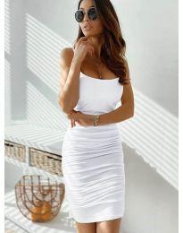 Šaty - kód 603 - biela