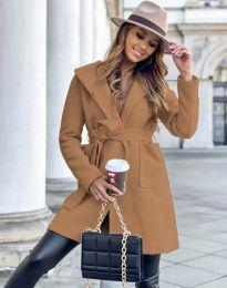 Kabát - kód 4973 - cappuccino