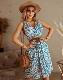 Šaty - kód 5488 - 5 - viacfarebné