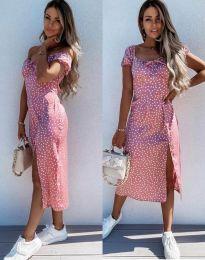 Šaty - kód 2127 - ružová