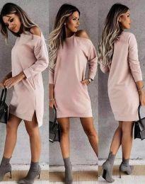 Šaty - kód 8858 - ružová