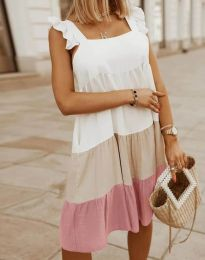 Šaty - kód 2810 - farebná