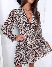 Šaty - kód 8434 - viacfarebné