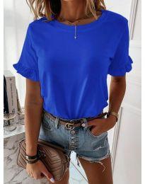 Tričko - kód 068 - modrá