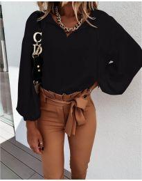 Košeľa - kód 924 - čierná