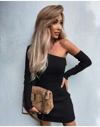 Šaty - kód 4933 - čierná