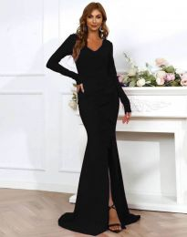 Šaty - kód 0574 - 1 - čierná