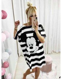 Šaty - kód 517 - čierná