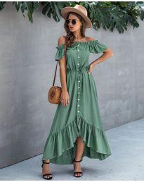Šaty - kód 564 - zelená