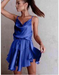 Šaty - kód 660 - modrá