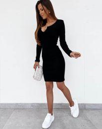Šaty - kód 11664 - čierná