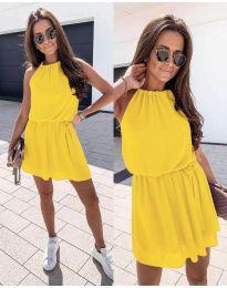 Šaty - kód 513 - žltá