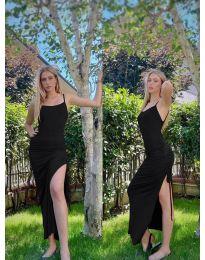 Šaty - kód 7858 - čierná