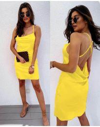 Šaty - kód 672 - žltá