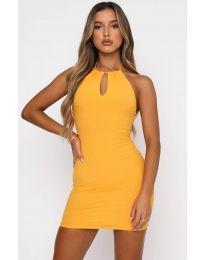 Šaty - kód 11936 - žltá