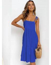 Šaty - kód 630 - modrá
