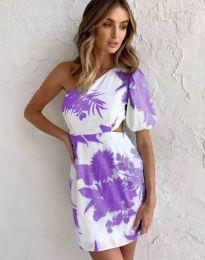 Šaty - kód 4650 - viacfarebné