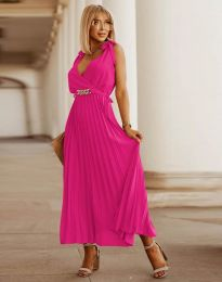 Šaty - kód 5290 - cyclamenová