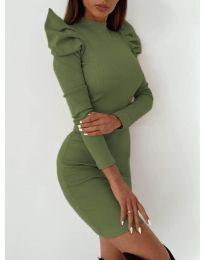 Šaty - kód 9303 - zelená