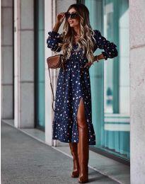 Šaty - kód 8866 - 5 - viacfarebné