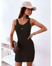 Šaty - kód 10088 - čierná